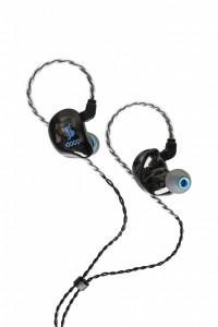 STAGG SPM-435BK IN-EAR BLACK 4 Voies 30 Ohms