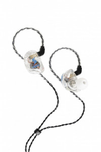 STAGG SPM-435TR IN-EAR CLEAR 4 Voies 30 Ohms