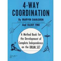 METHODE 4-WAY COORDINATION DRUMS