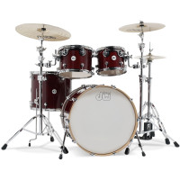 DW DESIGN STAGE22 4FUTS CHERRY STAIN