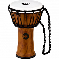 "MEINL JRD-TA DJEMBE JUNIOR 07"" TWISTED AMBER"