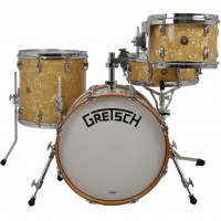 GRETSCH BROADKASTER USA JAZZ18 4FUTS ANTIQUE PEARL