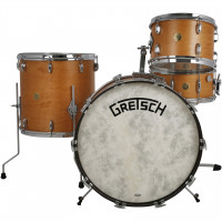GRETSCH BROADKASTER USA ROCK22 4FUTS VINTAGE SATIN CLASSIC MAPLE