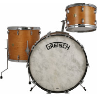 GRETSCH BROADKASTER USA FUSION20 3FUTS VINTAGE SATIN CLASSIC MAPLE