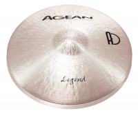 "HI-HAT AGEAN 14"" LEGEND"