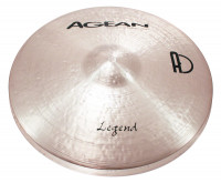 "HI-HAT AGEAN 14"" LEGEND ROCK"