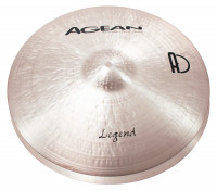 "HI-HAT AGEAN 15"" LEGEND"