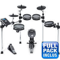 ALESIS COMMAND MESH KIT FULL PACK