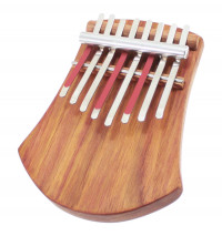 KALIMBA AMI HUGH TRACEY 8 NOTES SUR TABLE + PICKUP