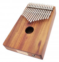 KALIMBA AMI HUGH TRACEY ALTO CHROMATIC 26 NOTES SUR BOITE + PICKUP