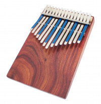 KALIMBA AMI HUGH TRACEY ALTO CELESTE 15 NOTES SUR TABLE + PICKUP