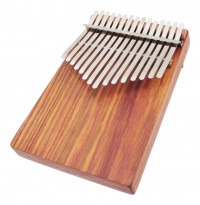 KALIMBA AMI HUGH TRACEY ALTO CHROMATIC 26 NOTES SUR TABLE