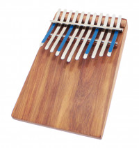KALIMBA AMI HUGH TRACEY JUNIOR CELESTE DIATONIC 11 NOTES SUR TABLE