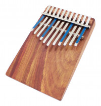 KALIMBA AMI HUGH TRACEY JUNIOR CELESTE DIATONIC 11 NOTES SUR TABLE + PICKUP