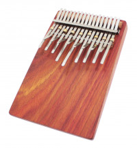 KALIMBA AMI HUGH TRACEY ACCORDAGE AFRICAIN 17 NOTES SUR TABLE + PICKUP