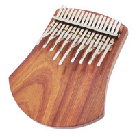 KALIMBA AMI HUGH TRACEY TRADEMARK ACCORDAGE AFRICAIN 17 NOTES SUR TABLE + PICKUP