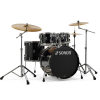 "SONOR AQ1 STAGE 22""/5PCS PIANO BLACK"