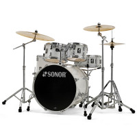 "SONOR AQ1 STAGE 22""/5PCS PIANO WHITE"