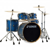 "SONOR AQ1 STAGE 22""/5PCS DARK BLUE SPARKLE"