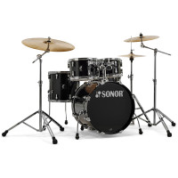 "SONOR AQ1 STUDIO 20""/5PCS PIANO BLACK"