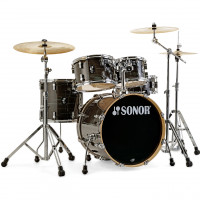 "SONOR AQ1 STAGE 22""/5PCS WOODGRAIN BLACK"
