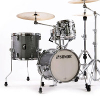 "SONOR AQ2 MARTINI 14""/4PCS TITANIUM QUARTZ"