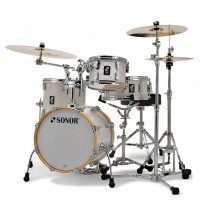 "SONOR AQ2 SAFARI 16""/4PCS WHITE MARINE PEARL"