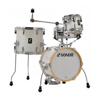 "SONOR AQ2 MARTINI 14""/4PCS WHITE MARINE PEARL"