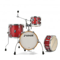 """SONOR AQX MICRO 14""""/4PCS RED MOON SPARKLE"""