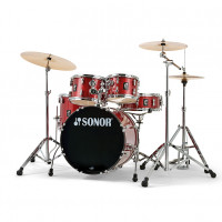 """SONOR AQX 20""""/5PCS RED MOON SPARKLE"""