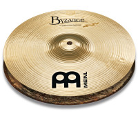 HI-HAT MEINL 13 BYZANCE BRILLIANT SERPENT DEREK RODDY