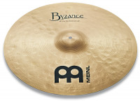 CRASH MEINL 20 BYZANCE TRADITIONAL EXTRA THIN MARTELÉE