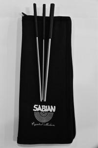 SABIAN 61131 - 3 BATTES DE TRIANGLE AVEC HOUSSE