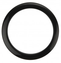 "BASS DRUM O'S BDO-H4BK PROTECTION EVENT 04"" BLACK"