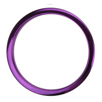 "BASS DRUM O'S BDO-H6PU PROTECTION EVENT 06"" PURPLE"