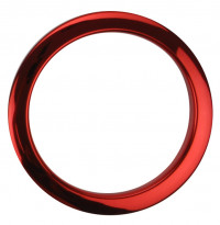 "BASS DRUM O'S BDO-H4RD PROTECTION EVENT 04"" RED"