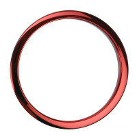 """BASS DRUM O'S BDO-H6RD PROTECTION EVENT 06"""" RED"""