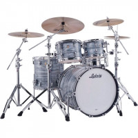 LUDWIG L88204AX2Q CLASSIC MAPLE STAGE22 VINTAGE BLUE OYSTER