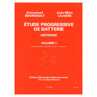BOURSAULT LAJUDIE ETUDE PROGRESSIVE VOL.1
