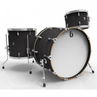 "BRITISH DRUM LEGEND 22""/3PCS KENSINGTON KNIGHT"