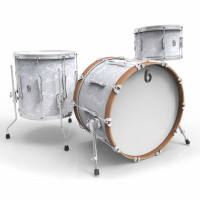 "BRITISH DRUM LOUNGE 22""/3PCS WINDERMERE PEARL"
