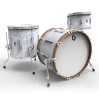 "BRITISH DRUM LOUNGE 18""/3PCS WINDERMERE PEARL"