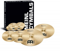 PACK MEINL BYZANCE TRADITIONAL (H14/C16/R20) + CRASH 18