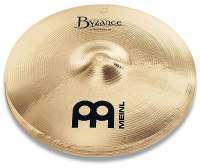 HI-HAT MEINL 13 BYZANCE BRILLIANT MEDIUM
