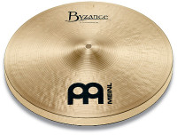 HI-HAT MEINL 14 BYZANCE TRADITIONAL HEAVY