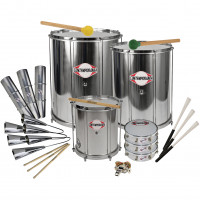 CONTEMPORANEA PRO PACK01 SAMBA 13 PCS