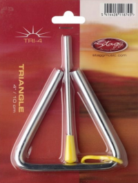 "TRIANGLE STAGG 4"" (10 cm)"