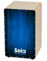 SELA SE-052 CAJON VARIOS BLUE