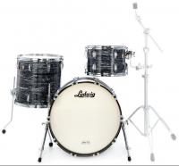 LUDWIG L8424AX2Q CLASSIC MAPLE ROCK 24 VINTAGE BLACK OYSTER