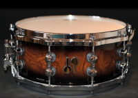 SONOR SQ2 14x06 HETRE VINTAGE WALNUT BROWN BURST